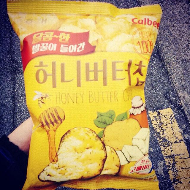 2EYE Hyelyn Honey Butter Chip