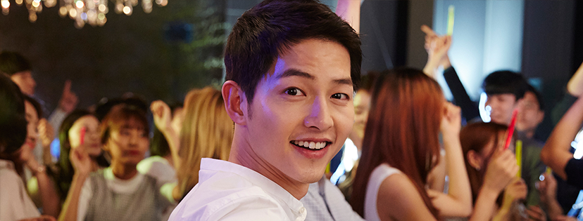 Enjoy Your Creative Korea with Song Joong Ki